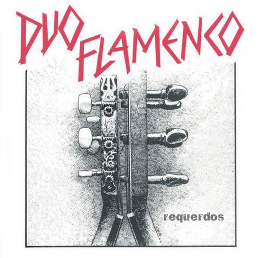 Duo Flamenco requerdos CD